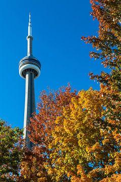 Indian Summer in Toronto von Peter Leenen