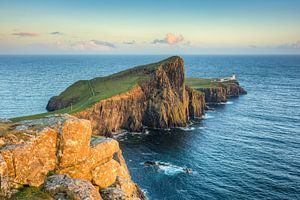 Neist Point Isle of Skye von Michael Valjak