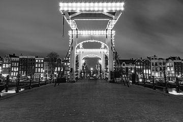 de Magere Brug,  Amsterdam von Anneke Reiss