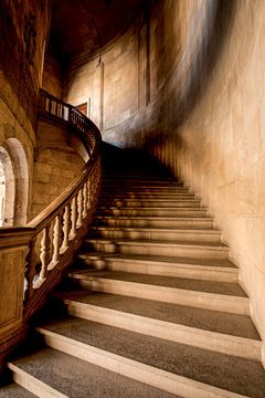 Treppe zum Himmel, Stairway to Heaven von Gert Hilbink