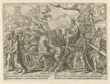 Triumph der Liebe, Philips Galle
