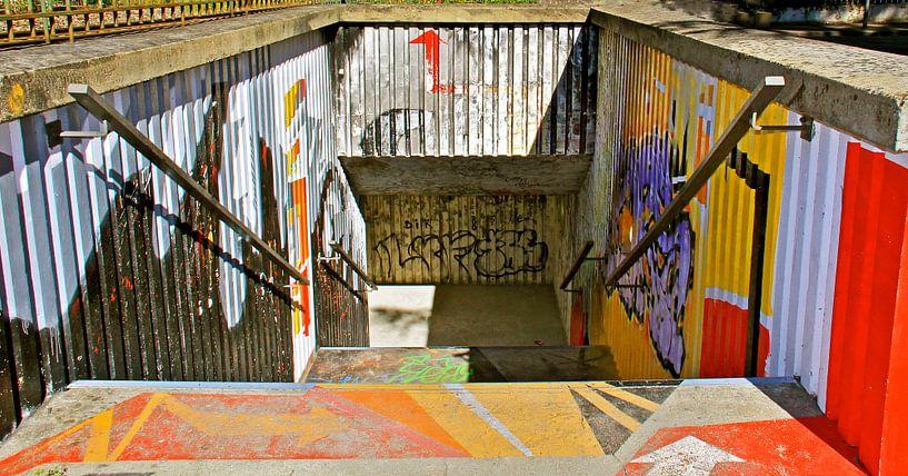 Tunnel of Art. van Artelier Gerdah
