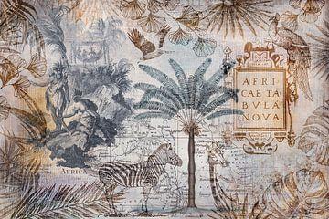 Afrikanische Reise von Andrea Haase