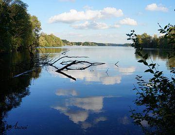 Unterbacher See van Iwona Sdunek alias ANOWI