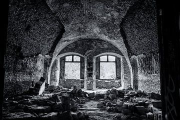 urbex de chambre au Fort Chatreuse sur Ronenvief