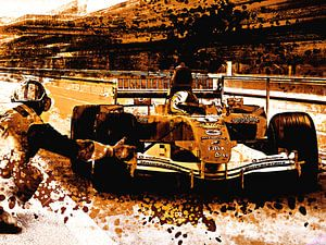 Formula One race