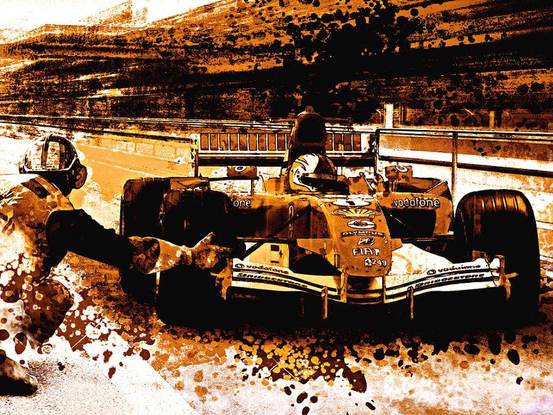 Formula One race von PictureWork - Digital artist