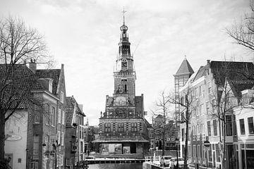 De Waag in Alkmaar van Barbara Brolsma