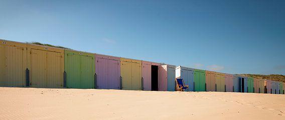 Strandhuisjes Oostkapelle