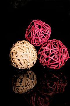 3 Spheres van Brian Raggatt