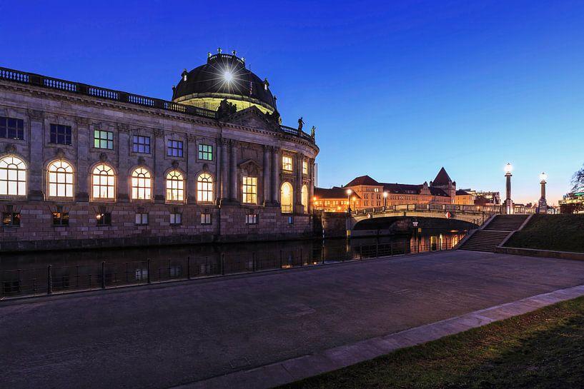 L'île des musées de Berlin sur Frank Herrmann