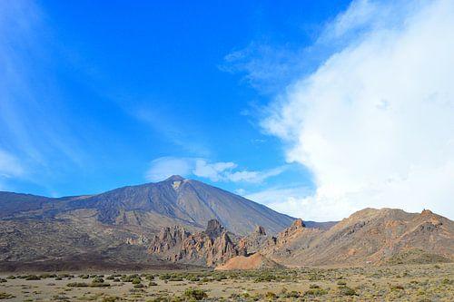 Vulkaan El Teide van