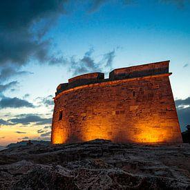 Castell Moraira Spanje van Peter Bolman