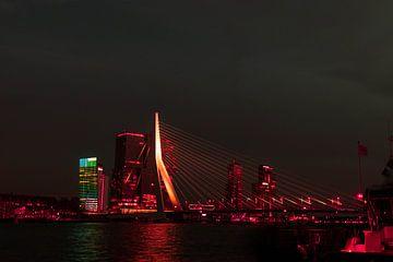 Red Rotterdam van Bart Houtman