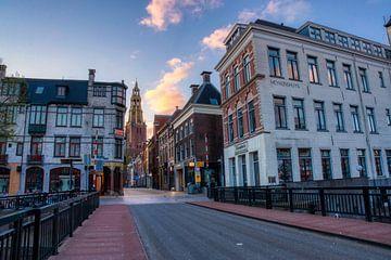 De stad Groningen van Joran Quinten