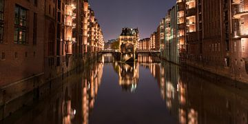 Speicherstadt in Hamburg von Jenco van Zalk