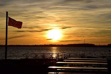 Sonnenuntergang von Marcel Ethner