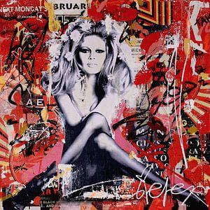 Brigitte Bardot is in St.Tropez again