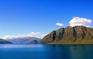 Mountain lake van