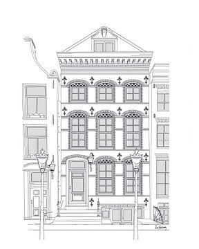 Herrenhaus von Zoë Hoetmer