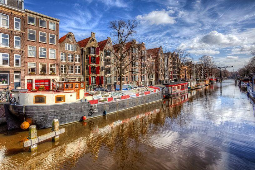 Oh Amsterdam, wat ben je mooi! van Scott McQuaide