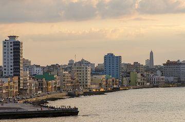 Malecon Havanna Kuba von Annemarie Winkelhagen