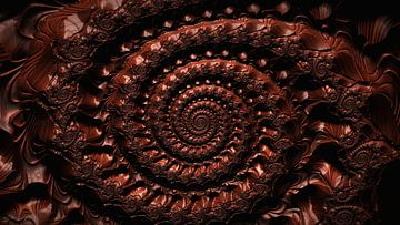 Brownian Motion #05 van Don Philippo