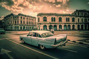 Vintage car in Havana - Cuba