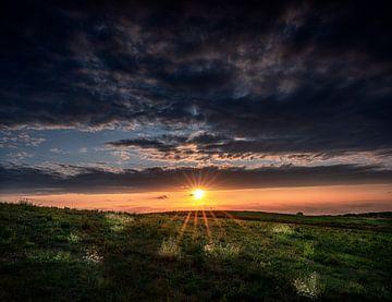 L'étoile à l'horizon sur Ruud Peters