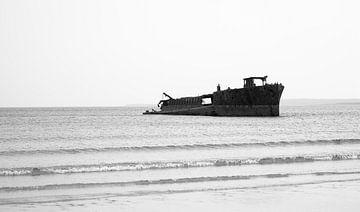 Blockship Juniata van