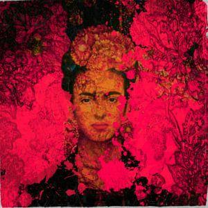Frida Kahlo - Pink