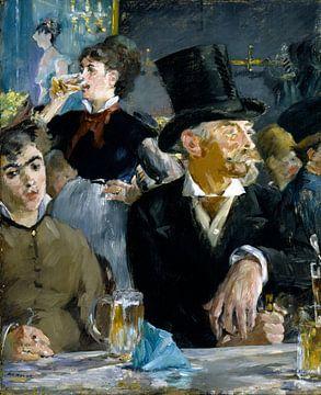 The Café-Concert, Edouard Manet sur