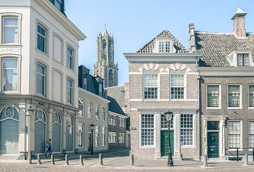 Achter de Dom (Domtoren, Utrecht) van