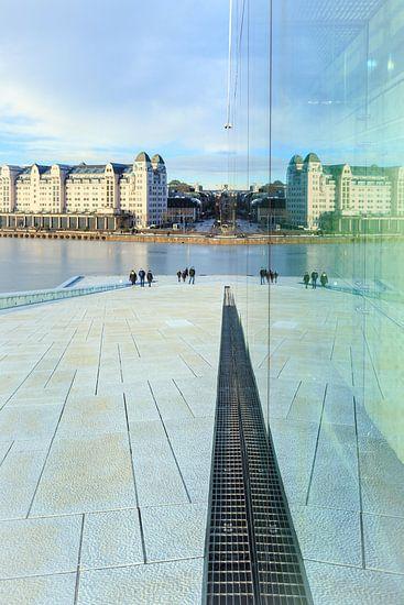Architektur Spiegel van Thomas Klinder