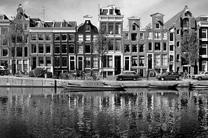 Grachtenpanden Amsterdam, Nederland van