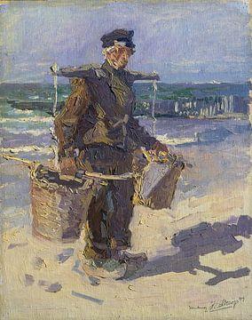 Der Muschelfischer - Jan Toorop