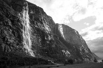 Waterfall van Jelle Dekker