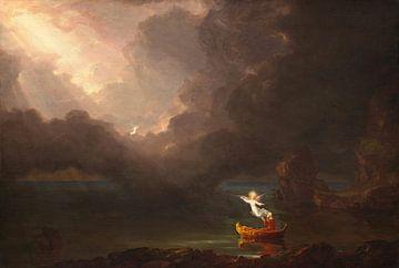 Die Reise des Lebens: Alter, Thomas Cole