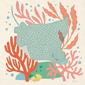 Onder de zee IV, Janelle Penner van Wild Apple