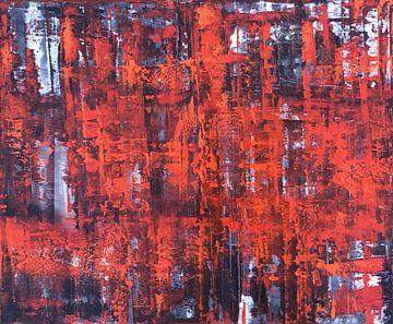 Rote Attraktion von Christian Carrette