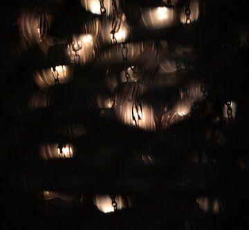 Oriëntaalse lamp van Onno Smit