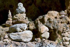 Zen stenen van