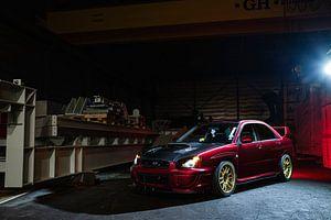 Subaru Impreza van Otof Fotografie