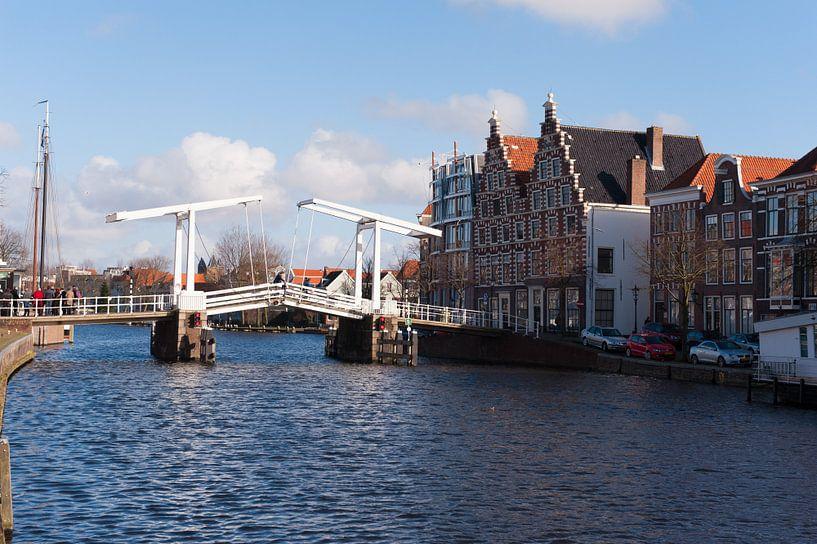Gravestenenbrug     Haarlem Holland van Brian Morgan