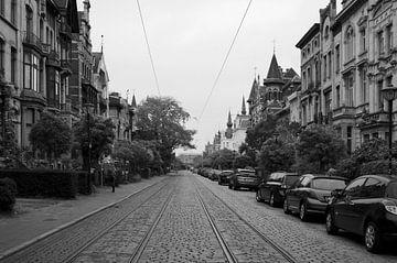 Antwerpen Cogels-Osylei sur Diana Stijger