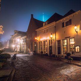 Chez Antoinette in de Roggestraat van Edwin Mooijaart