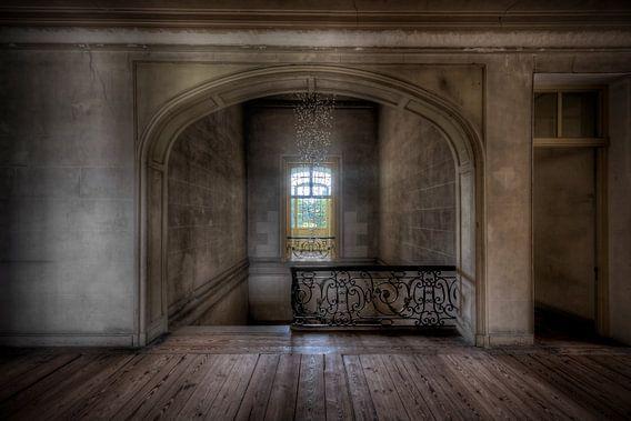 Urbex gang in kasteel van Henny Reumerman
