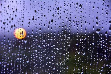 Regen 2 van Edgar Schermaul