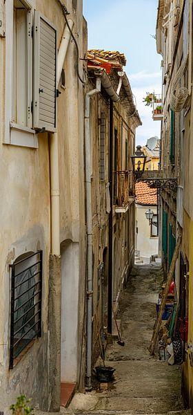 steegjes Italie - 16 van Dick Jeukens