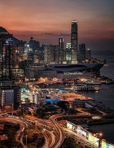 Hong Kong! van